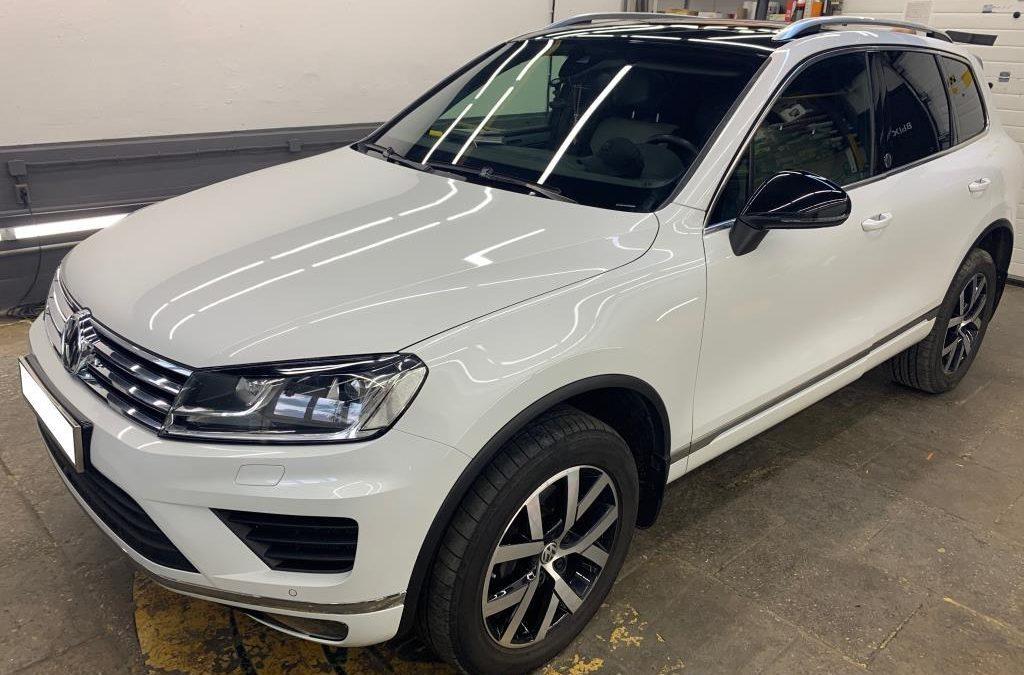 Оклейка автомобилей марки Volkswagen
