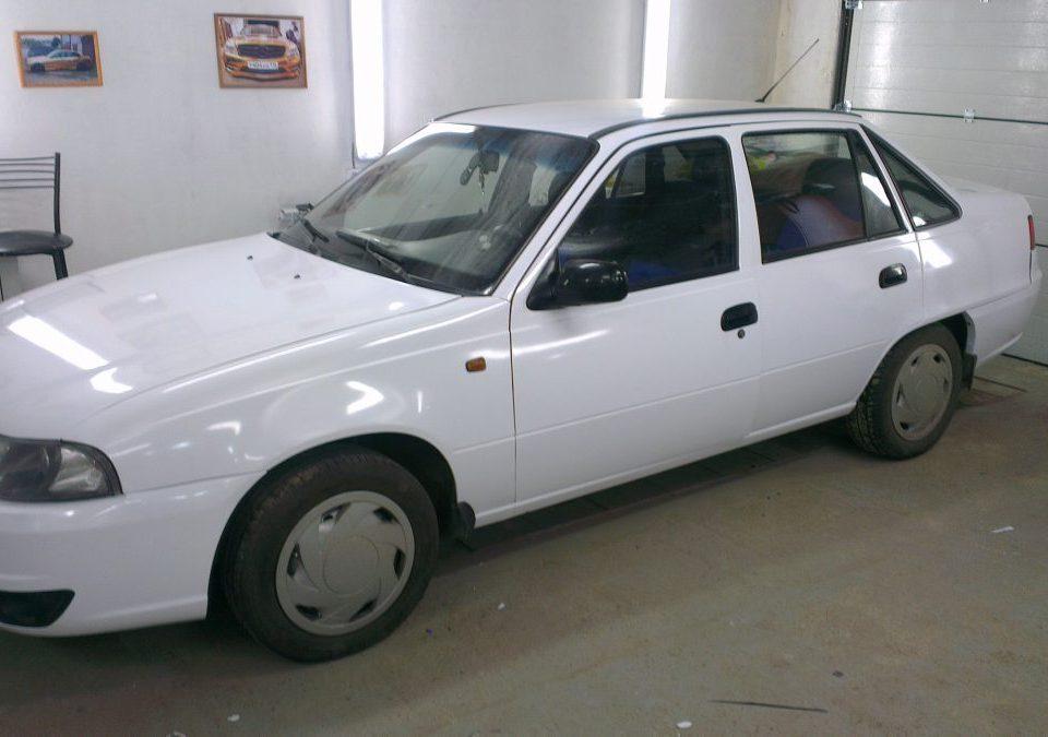 Оклейка автомобилей Daewoo